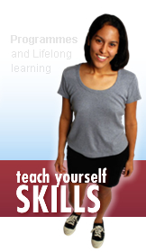 Teach yourself Skills | Programmes and Lifelong Learning